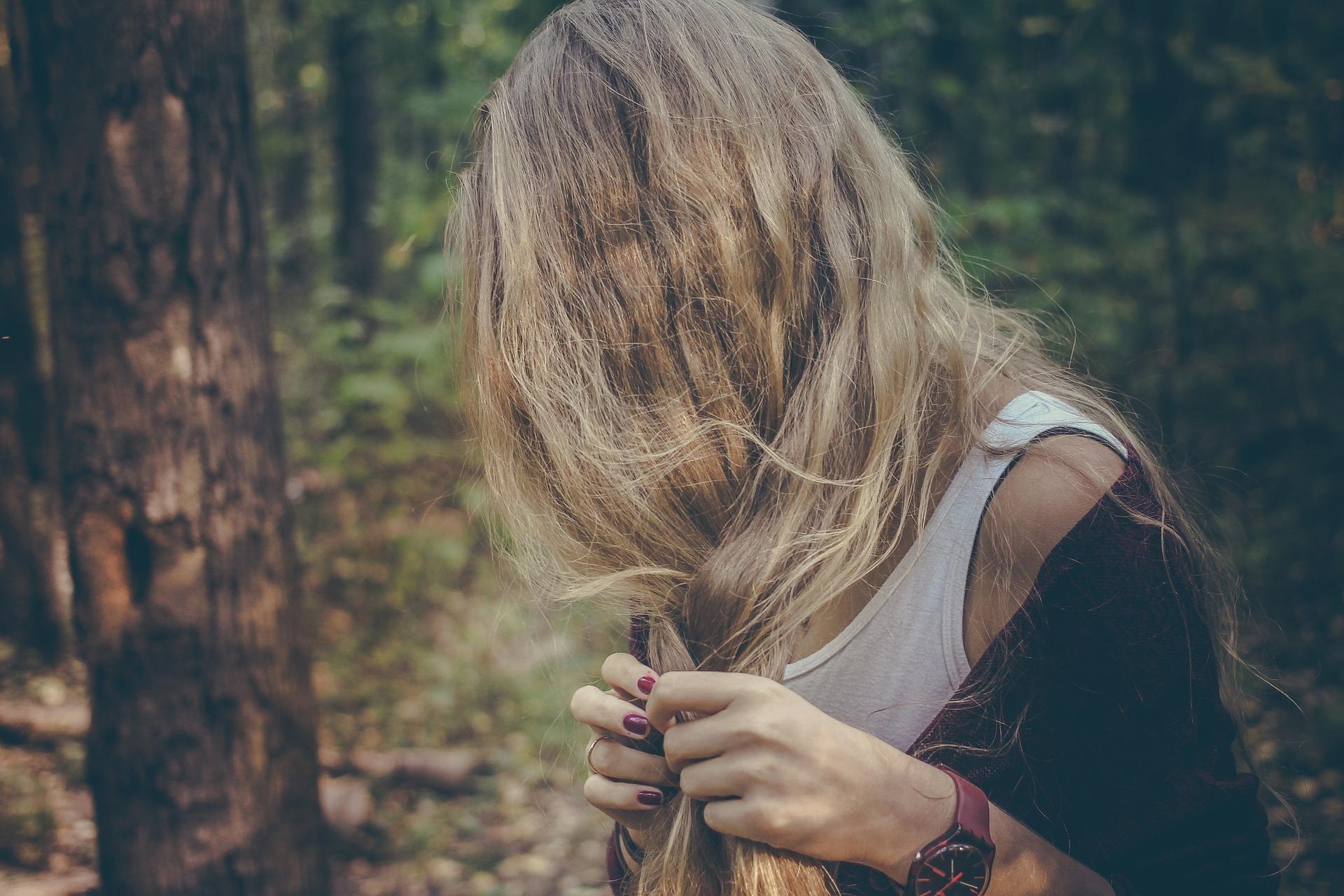Gesunde Haare durch richtige Bürsten